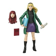 "Marvel Legends GWEN STACY / MARY JANE Loose 6"" Spider-man Retro Wave IN HAND!!"