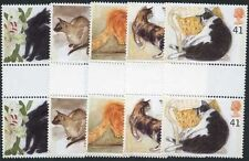 Cats Pre-Decimal Great Britain Stamps