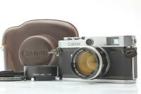 【EXC+5 in CASE】 Canon P Rangefinder Camera w/ 50mm f/1.4 L39 Lens From JAPAN