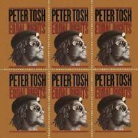 PETER TOSH - EQUAL RIGHTS 2 VINYL LP REGGAE NEW