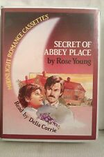 Secret of Abbey Place by Rose Young: Unabridged Cassette Audiobook (NN3)