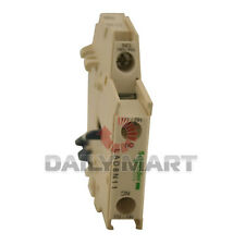 New Schneider Contactor Side-Mounted Auxiliary Contacts Lad8N11