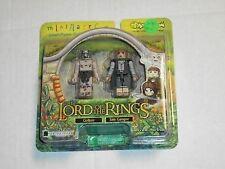 Art Asylum GOLLUM & SAM GAMGEE Lord of The Rings Minimates Set