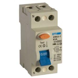 Amendment 3 metal clad consumer units - RCD's (6A 10A 16A 20A 25A 32A 40A 50A)