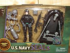 U.S. Navy Seals Recon watercraft & action figure set,new,free shipping.OLP.