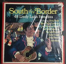Reader's Digest Pleasure Programming: South Of The Border 48 Latin Favorites LPs
