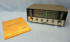 Heathkit GR-64 Shortwave Receiver – Tested and Working – with Manual