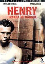 DvD HENRY - Pioggia di Sangue *** Special Edition 2 Dvd *** ...NUOVO