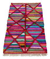 New Design Original Authentic Hand Made Kilim India 140x70 CM