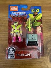 He-Man and the Masters of the Universe Mega Construx Heroes MOTU Tri-Klops