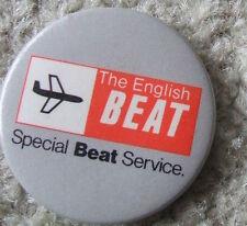 The English Beat - Special Beat Service badge (Uk ska music, original)