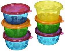 The First Years Take & Toss Bowls 6-Pack
