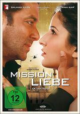 "DVD * MISSION LIEBE - EK THA TIGER # NEU OVP """