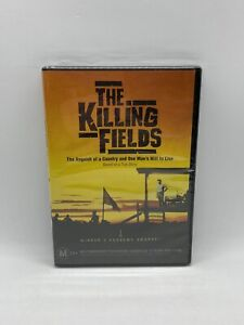The Killing Fields (1984) R4 DVD NEW & SEALED