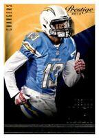 2014 Panini Prestige Keenan Allen card #98 San Diego Chargers