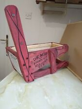 More details for vintage antique aero broadcaster and seed sowerwooden body with instructions