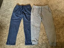 Lot Of 2- Hollister Sweatpants Men's - Size Small Pre-owned)