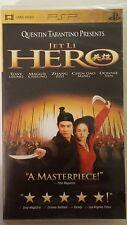 Quentin Tarantino Presents: Hero (UMD for PSP, 2002) Jet Li!