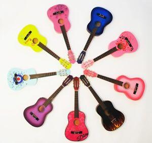 3/4 Kindergitarre Konzertgitarre im neuen Design, verschiedene Modelle