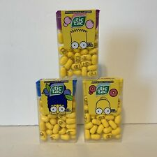 Limited Edition The Simpsons Tic Tacs Marge Homer And Bart