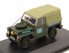 Land Rover 1/2 Ton Lightweight United Nations 1:43 Model OXFORD