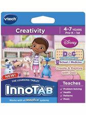 VTech InnoTab Software Disneys Doc Mcstuffins Create & Explore Game