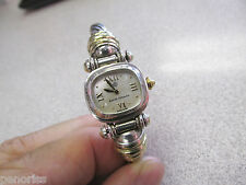 Silver Bangle Bracelet Watch Make Offer David Yurman 14k Gold & Sterling