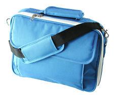 "10-11"" Netbook Notebook Laptop Case Bag Polyester BLUE"