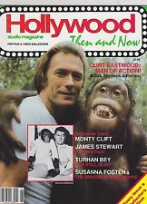MAY 1986 HOLLYWOOD STUDIO vintage movie magazine CLINT EASTWOOD