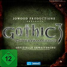 Gothic 3: Götterdämmerung [video game]