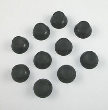 XBox 360 Rubber Thumbstick Joystick Cap for Controller 10 PCS BLACK