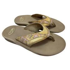 Reef Fanning C-08 Bottle Opener Flip Flop Women's sandal EU 41-42 US 10