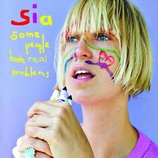 Sia - Some People Have Real Problems [New CD] Germany - Import