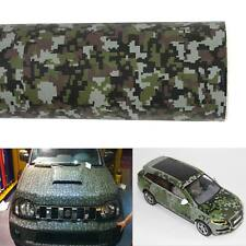 "19.5""x60"" Digital Army CAMO Decal Camouflage Vinyl Film Sticker Wrap Decal Steet"