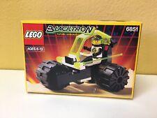 LEGO Vintage Space Blacktron Tri-Wheeled Tyrax NEW IN SEALED BOX (6851) NISB