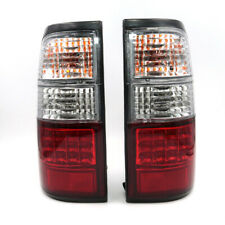 Fit Isuzu Faster Holden Rodeo TFR Bedford Vauxhall Brava LED Rear Tail Light Set
