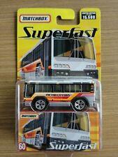 Matchbox Superfast 2005 - CITY BUS Nr. 60 NEU-OVP
