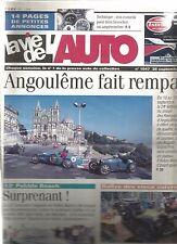 LA VIE DE L'AUTO N°1047 COMMENT BRANCHER UN AMPEREMETRE / RALLYE VIEUX CUIVRES