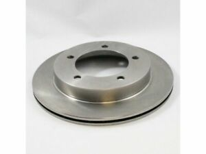 For 1998 Chevrolet Tracker Brake Rotor Front 28376CP Sport Utility 4dr
