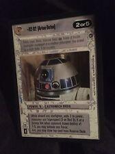 Star Wars CCG A New Hope BB R2-D2 [Artoo-Detoo] (SWCCG)