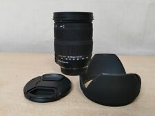 SIGMA DC 18-200mm F/3.5-6.3 ALL-IN-ONE LENS - AH 73652