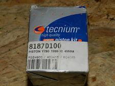 PISTON TECNIUM YAMAHA 80 YZ 1988-1992 49MM
