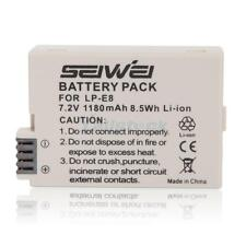 LP-E8 Li-ion Battery Pack for Canon EOS 550D 700D Kiss X5 Rebel T3i T2i