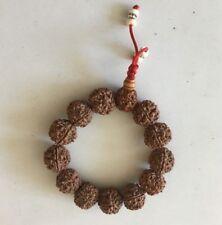 BL-02 Nepalese Handmade Craft Ethnic Style Fashion Rudraksha Bracelet  Bangles