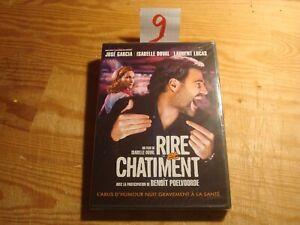DVD : Rire et Châtiment (José Garcia, Isabelle Doval) // Neuf