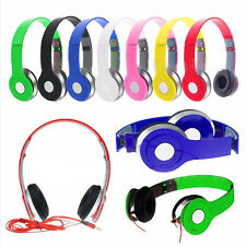 Adjustable Over-Ear Earphone Headphone 3.5mm For iPod iPhone MP3 MP4 PC Tablet $