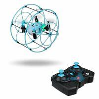 Arcade Mini Volador Enjaulado Dron 6-Axis Flip Rollo Giroscopio Niños Toy Regalo