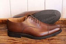 Loake Orion 9.5F in Brown - Seconds - RRP £165 (L928)