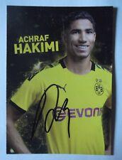 Achraf Hakimi - Borussia Dortmund (2019-2020, Marokko U23, Real Madrid)