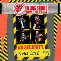 Rolling Stones - From the Vault:No Security San Jose '99 - DVD + 2CD - 13th July
